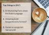 De best gelezen blogs van 2017