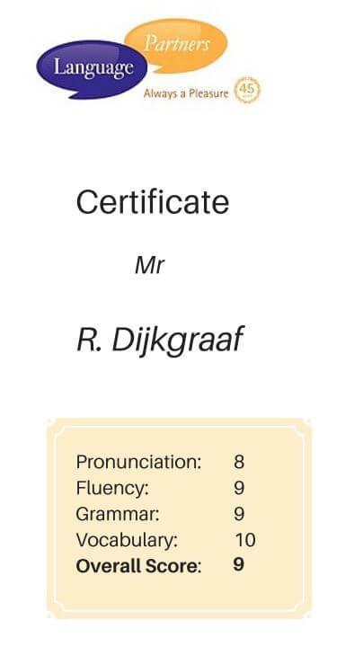 Robbert Dijkgraaf's English language report