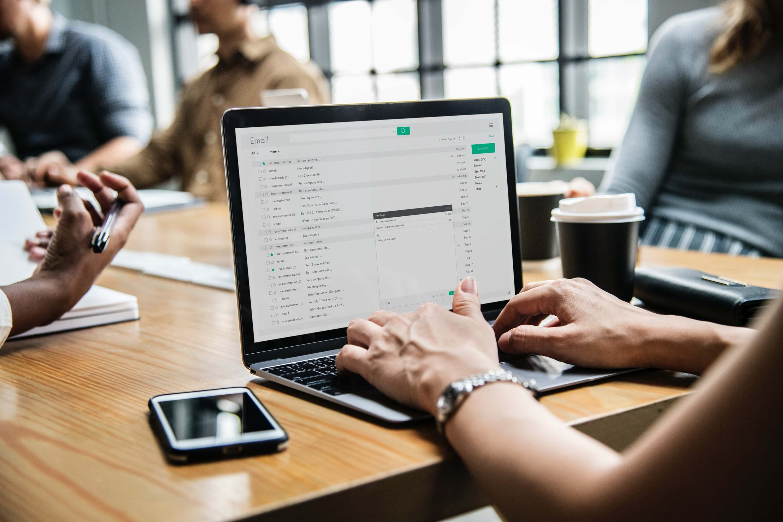 Formele Engelse e-mails met impact