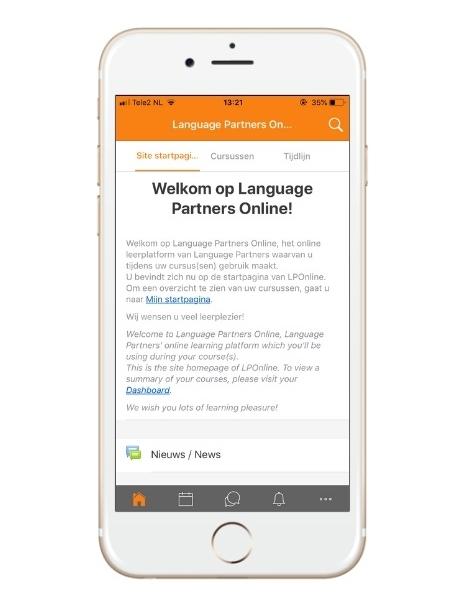 LPOnline app