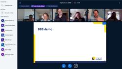 virtual classroom language partners