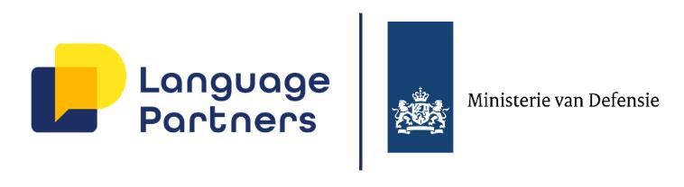 Language Partners & Ministerie van Defensie